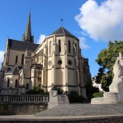 Les églises de la paroisse Christ Sauveur