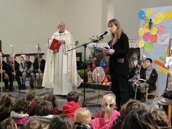 Je souhaite que mon enfant participe au catéchisme